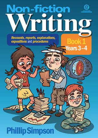 Non-fiction writing for Years 3-4