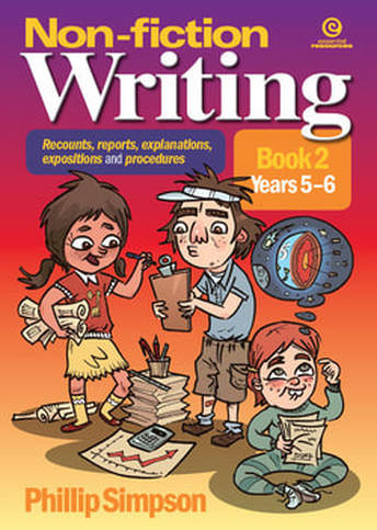 Non-fiction writing for years 5-6